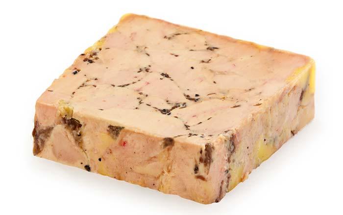 Foie micuit de tòfona