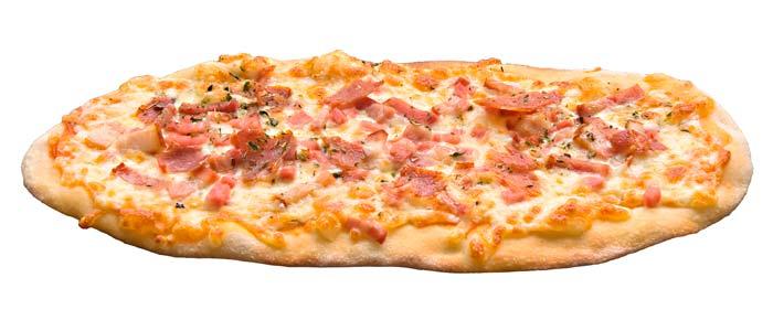 Pizza rustica avalada