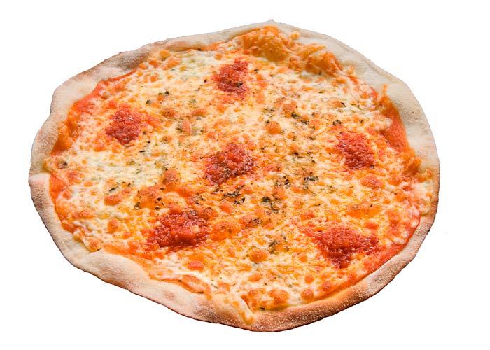 Pizza de sobrassada