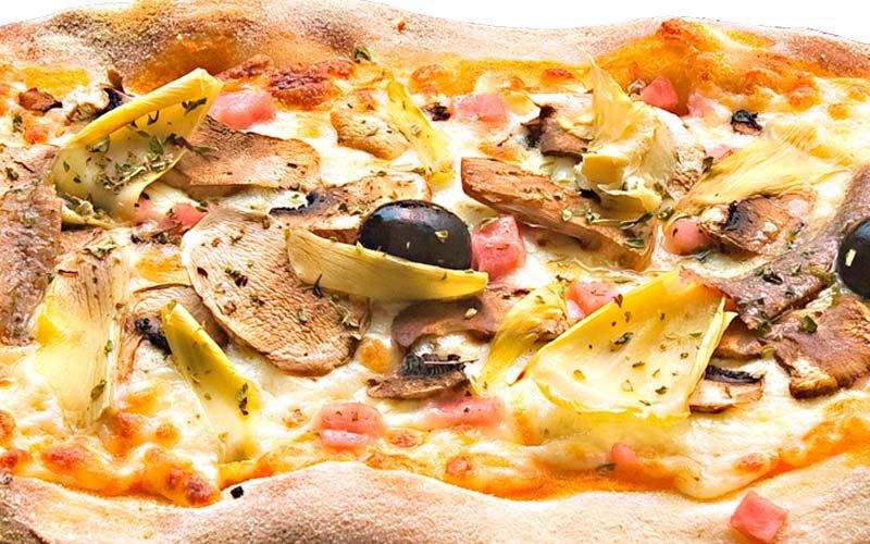 Pizzes artesanes