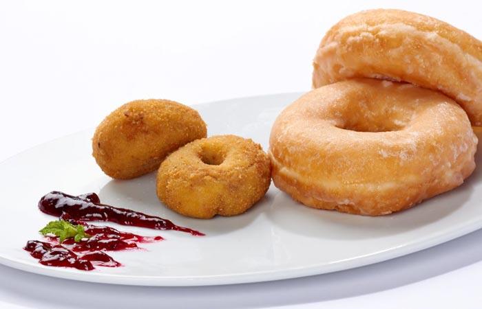 Croquetes de donnut